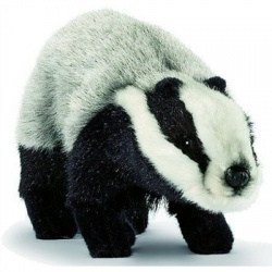 Hansa Badger Soft Toy